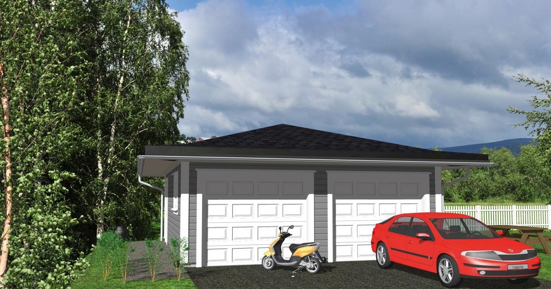 710 - Garasje