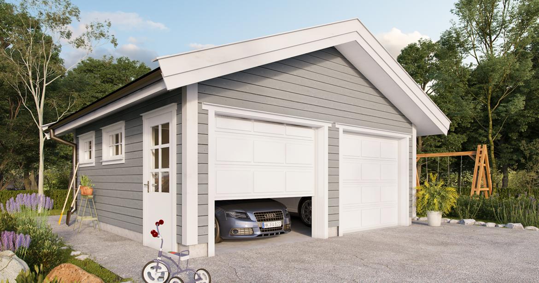 803 - Garasje