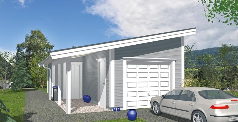 700 - Garasje