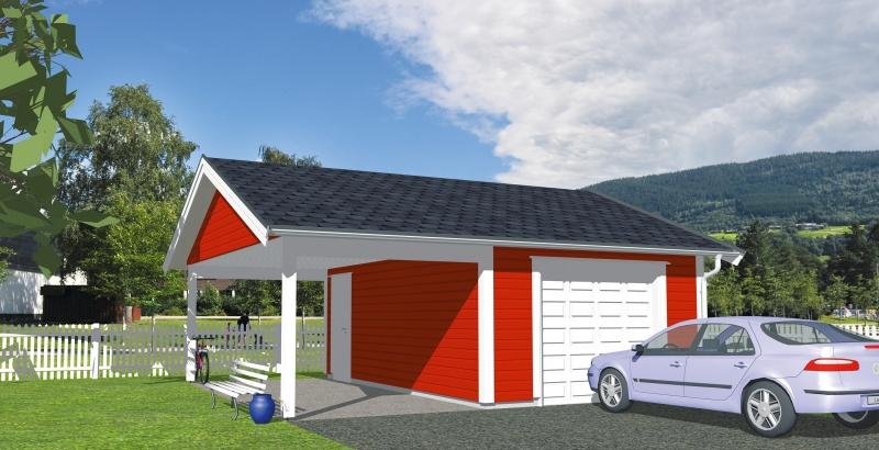 730 - Garasje