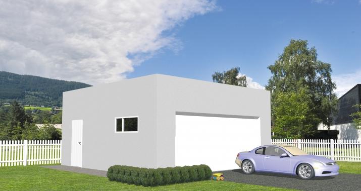 720 - Garasje