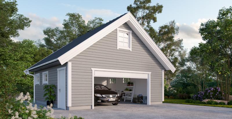 809 - Garasje